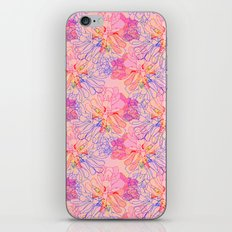 psychedelic succulent iPhone & iPod Skin