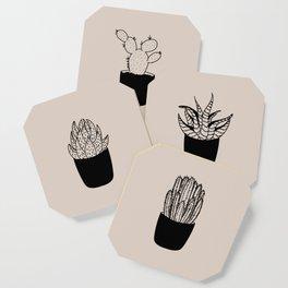 Cacti & Succulents Coaster