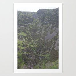 Wales Landscape 13 Cader Idris Art Print