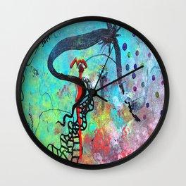 Mitochondria Wall Clock