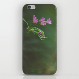 Lonely Flowers 01 iPhone Skin