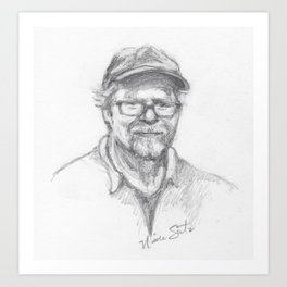 Tim Conroy Art Print