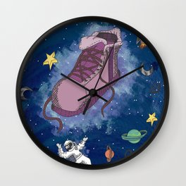 Galactic Wall Clock