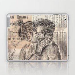 Morning Kiss Laptop & iPad Skin