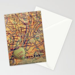 Love You New York Stationery Cards