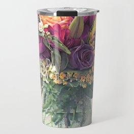Ambrosia Bouquet Travel Mug