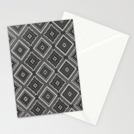 Indi-abstract#01 Stationery Cards