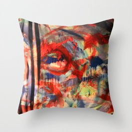 Keep Yourself From Blowing Up Throw Pillow