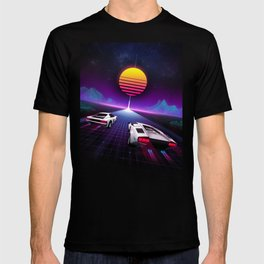 Neon Skyway T-shirt