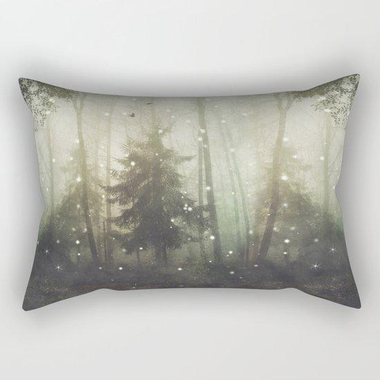 wonders and mysteries Rectangular Pillow