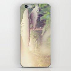 The Protector iPhone & iPod Skin