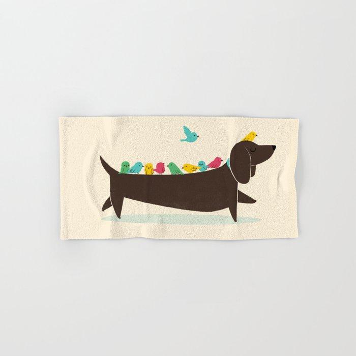 Bird Dog Hand & Bath Towel