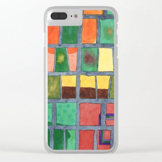 The Hidden Treasure Clear iPhone Case