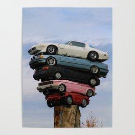 car pile Poster