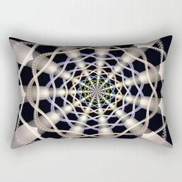 Catching the light. Rectangular Pillow