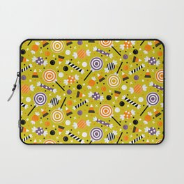 Halloween Candy Laptop Sleeve
