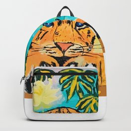 Hermosa Tigre  Backpack