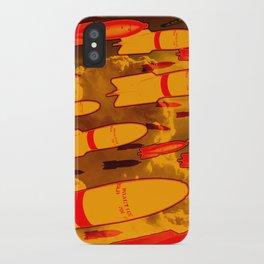 Rockets Man iPhone Case