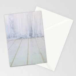 Empty bright interior with copy space Stationery Cards