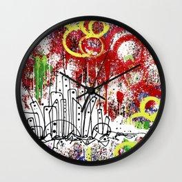 BOOM! #2 Wall Clock
