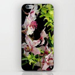 Ring Of Fleur iPhone Skin