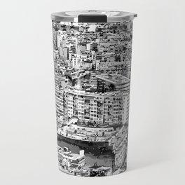 Paris - Blick vom Eiffelturm Travel Mug