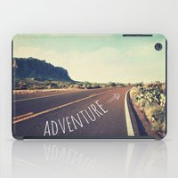 adventure iPad Cases featuring adventure by Sylvia Cook Photography