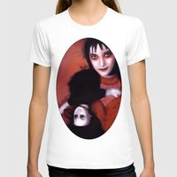 lydia martin T-shirts featuring Lydia Deetz by Rouble Rust