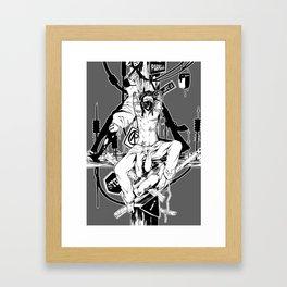 SMPABAMS Framed Art Print