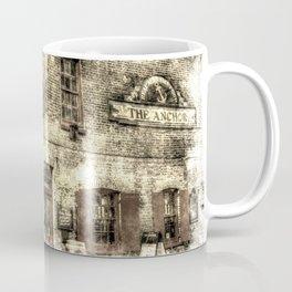 The Anchor Pub London Vintage Coffee Mug