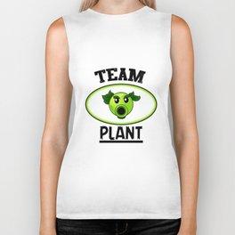 Team Plant Biker Tank