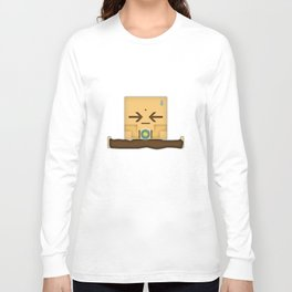 CENTER Long Sleeve T-shirt