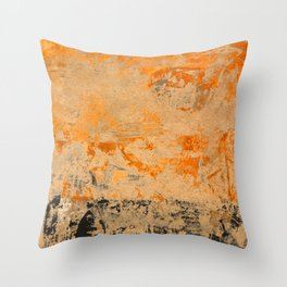 Silk Road Throw Pillow
