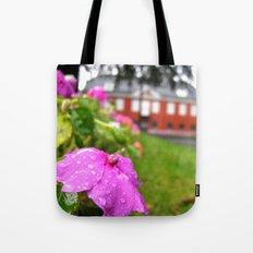 flower I. Tote Bag