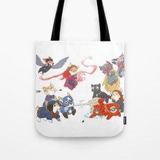 m2 Tote Bag