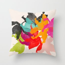 lily 3 Throw Pillow