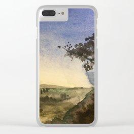 Burma View Clear iPhone Case