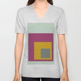 Color Ensemble No. 6 Unisex V-Neck