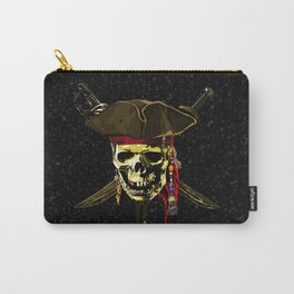 The Dark Eyes Of Pirates Carry-All Pouch