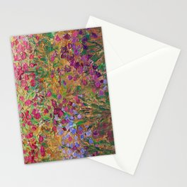 Floral Fields Stationery Cards