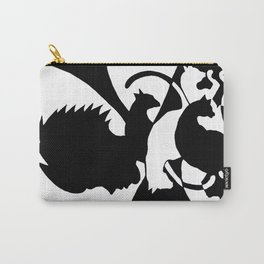 Cat Girl Carry-All Pouch