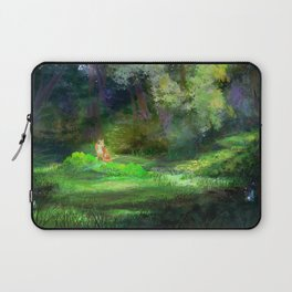 Fox in the Forest Laptop Sleeve