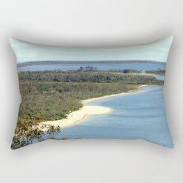 Islands in the Sun Rectangular Pillow