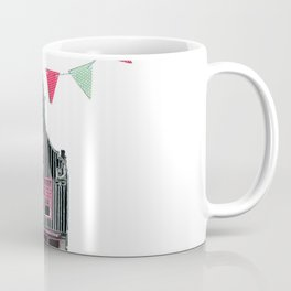 Happy Dutch house Coffee Mug