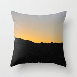 Sunrise #3 Throw Pillow