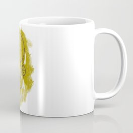 Classic Dreamcatcher: Sand background Coffee Mug