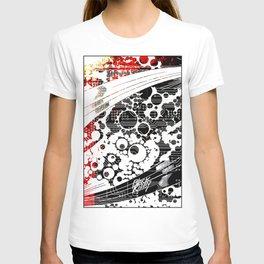 BK abstrakt 1 T-shirt