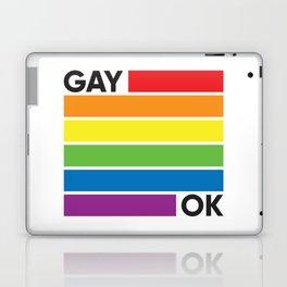 GAY OK Laptop & iPad Skin