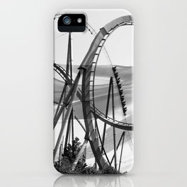 Arid Oasis iPhone Case