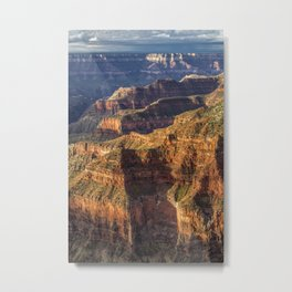 Gorgeous Every Time Metal Print